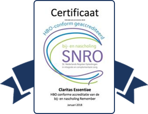 SNRO-certificaat